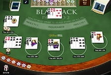 Live Blackjack at William Hill Casino