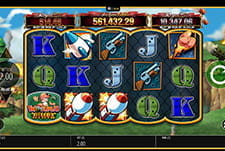 Thumbnail for the Worms Reloaded jackpot slot game at Cheeky Win Casino