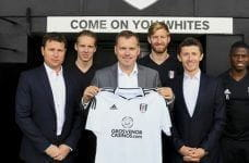 Fulham FC sign a deal with Grosvenor Casinos