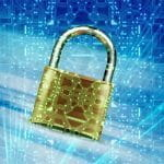 A data protection stock image