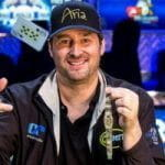Professional poker player, Phil Hellmuth