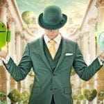 A promotional image for Mr Green casino