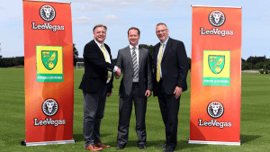 LeoVegas Signs Sponsorship Deal with Norwich City FC