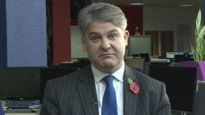 An image of Phillip Davies, Conservative MP.