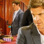 Robert risk it all at the casino in Coronation Street