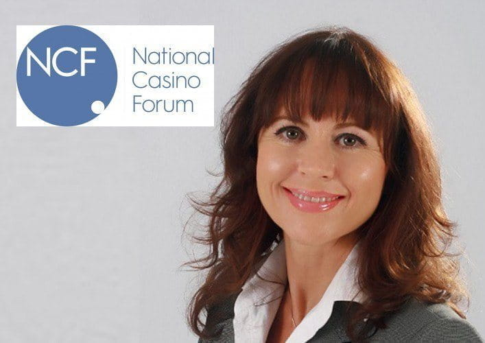 Tracy Damestani, chief executive of the NCF