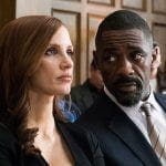 A still from the film Molly's Game