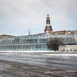 Playtech's new live casino studio in Riga, Latvia.