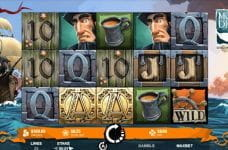 A screenshot of the Moby Dick slot from Microgaming