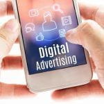 A stock image from the UKGC about digital advertising for gambling companies