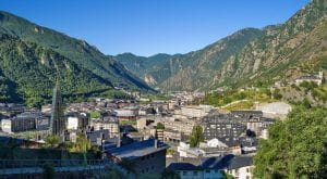 The potential casino site in Andorra