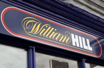 An image of a William Hill shop.