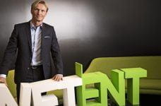 Former CEO of NetEnt Per Eriksson.