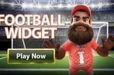 NetEnt's new Football Widget.