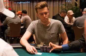 Professional poker player Gordon Vayo