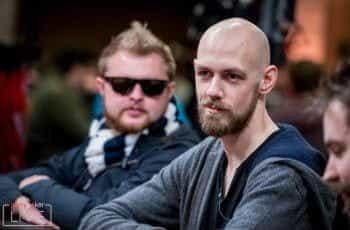 Stephen Chidwick playing poker