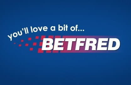 The Betfred Logo