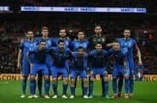 The Italian national football team.