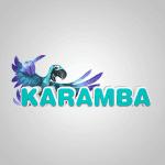 The Karamba Casino logo with the parrot mascot.