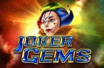 A promotional image for the Joker Gems slot game from ELK Studios