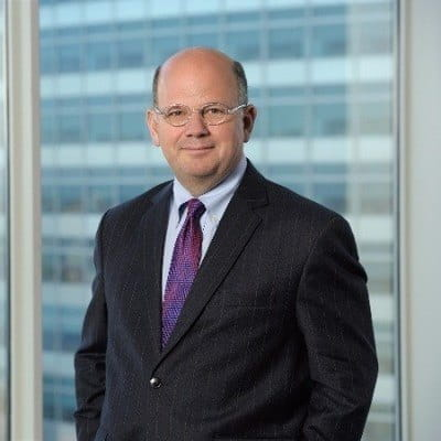 Professional portrait image of Scientific Games Executive Vice President (EVP) and Chief Legal Officer, James Sottile
