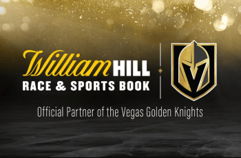 William Hill Sports Bookmaker becomes official partner of the Las Vegas Golden Knights hockey team