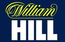 William Hill logo.