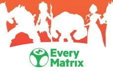 Image of the Yggdrasil games characters and the EveryMatrix logo.