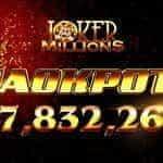 Yggdrasil progressive jackpot slot, Joker Millions paid a prize pool of €7,832,262.