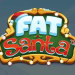The Fat Santa game logo.