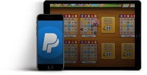 How to play PayPal Bingo on the GO