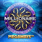 The Who Wants to Be a Millionaire logo.