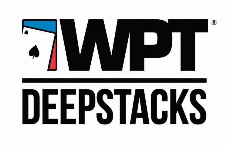 Logo of the World Poker Tour Deep Stacks Competition