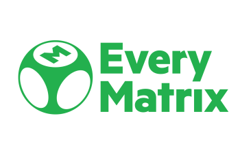 The EveryMatrix logo.