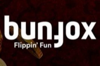 Bunfox logo.
