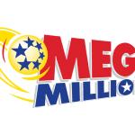 The Mega Millions logo.