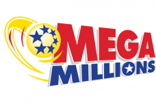 The Mega Millions logo.