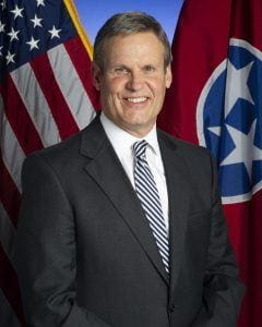 Portrait of Governor Bill Lee