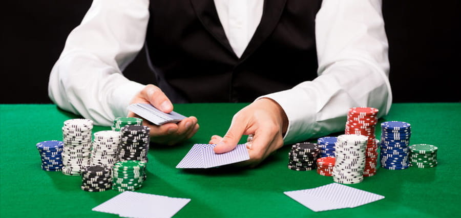 How To Become A Blackjack Dealer Insider Tips And More