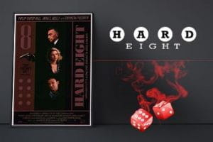 Movie poster for the film Hard Eight.