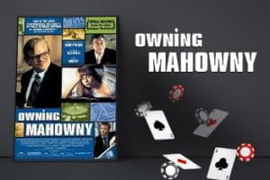 Movie poster for the film Owning Mahowny.