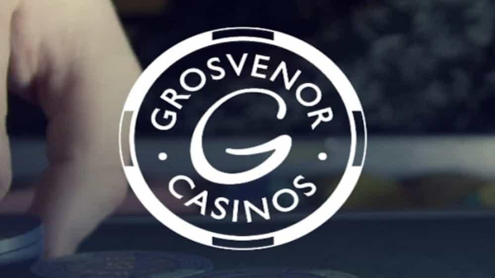 The Grosvenor Casinos logo.