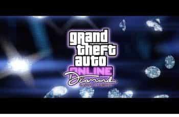 The Grand Theft Auto Online logo.