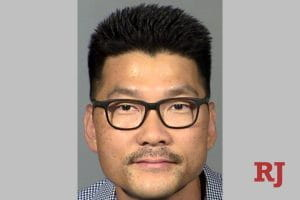 Mugshot of Sang Lee.