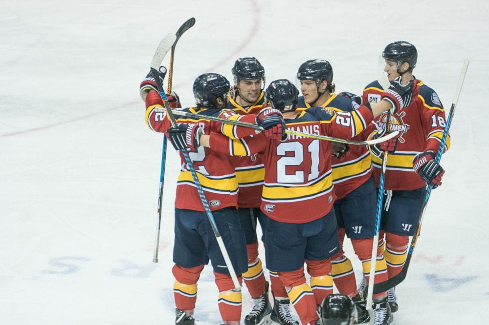 The Peoria Rivermen.