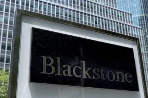 Blackstone's headquarters in New York.
