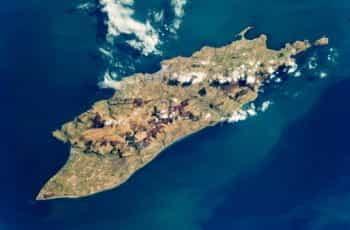 The Isle of Man.