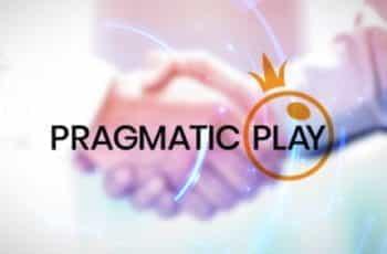 Pragmatic Play logo.