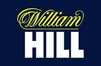 William Hill logo.