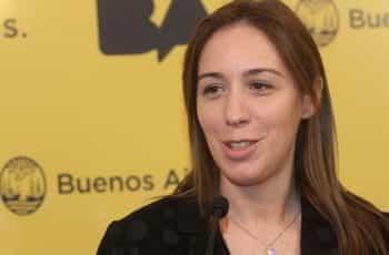 María Eugenia Vidal.